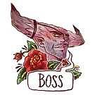 BOSS BULL by Cara McGee