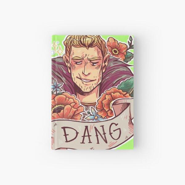 DANG Commander Hardcover Journal