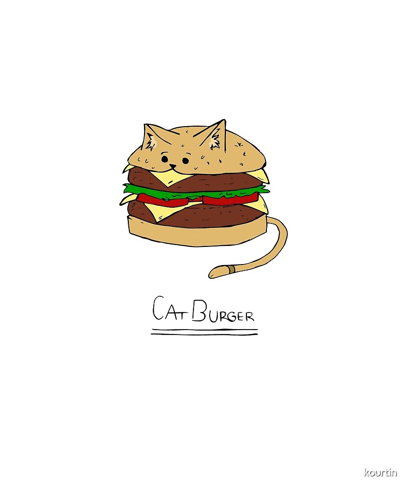 The Catburger by kourtin
