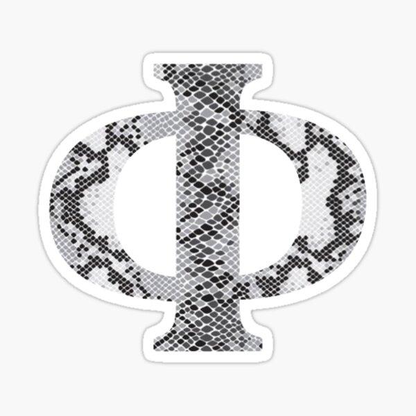 AEPhi Sticker