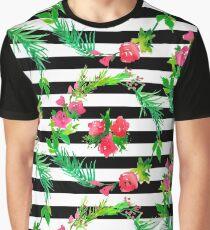 Heißer Spaß im Sommer Grafik T-Shirt