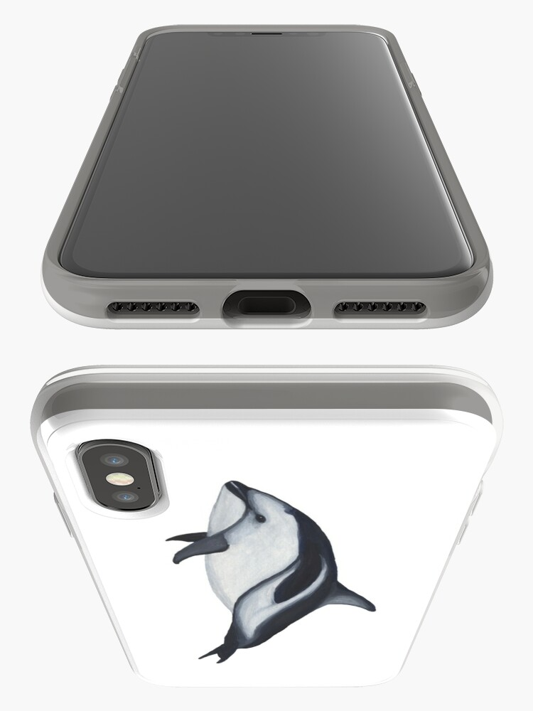 Alternate view of Dusky Dolphins iPhone Case & Cover