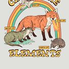 Cats of The Elements by Hillary White