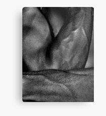 Arm Metal Print