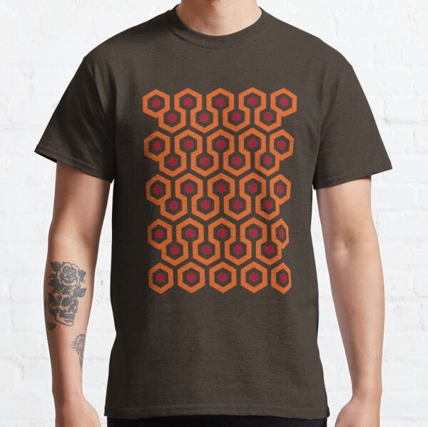 Tapis de l'hôtel Overlook (The Shining) T-shirt classique