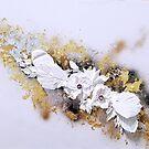 Golden Flowers by Yulianna-ca