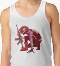 Punk!Winter Soldier Tank Top