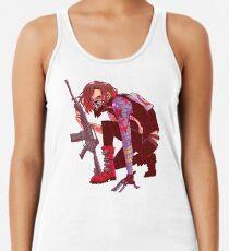 Punk!Winter Soldier Women's Tank Top