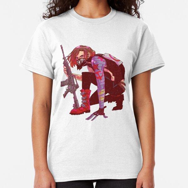 Punk!Winter Soldier Classic T-Shirt