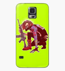 Punk!Winter Soldier Case/Skin for Samsung Galaxy