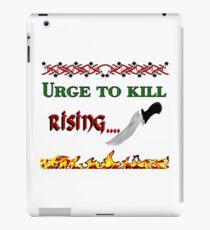 urge to kill iPad Case/Skin
