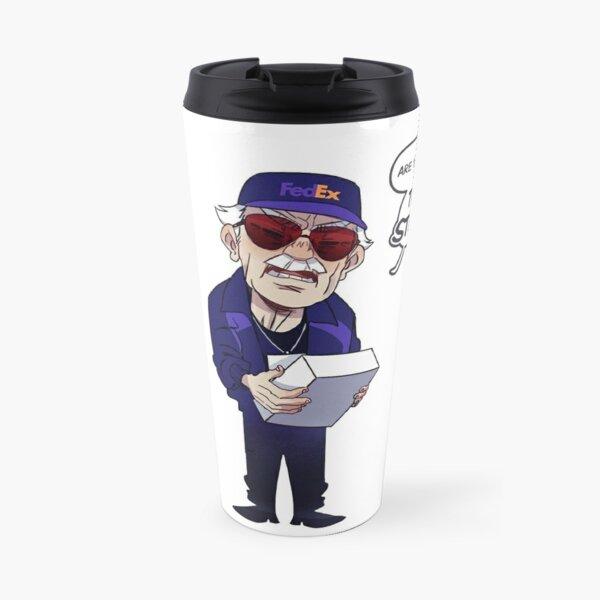 Are You Tony Stank? Travel Mug