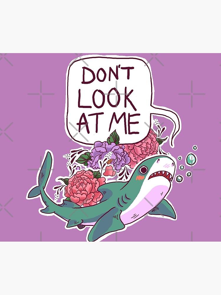 Don't Look at Me by ohcararara