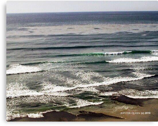 PACIFIC OCEAN BEACH by Jupiter Queen