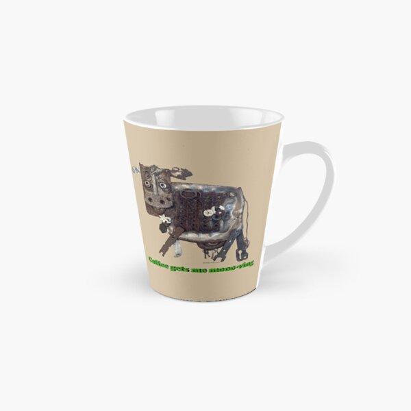 Coffee gets me mooo-ving  Tall Mug