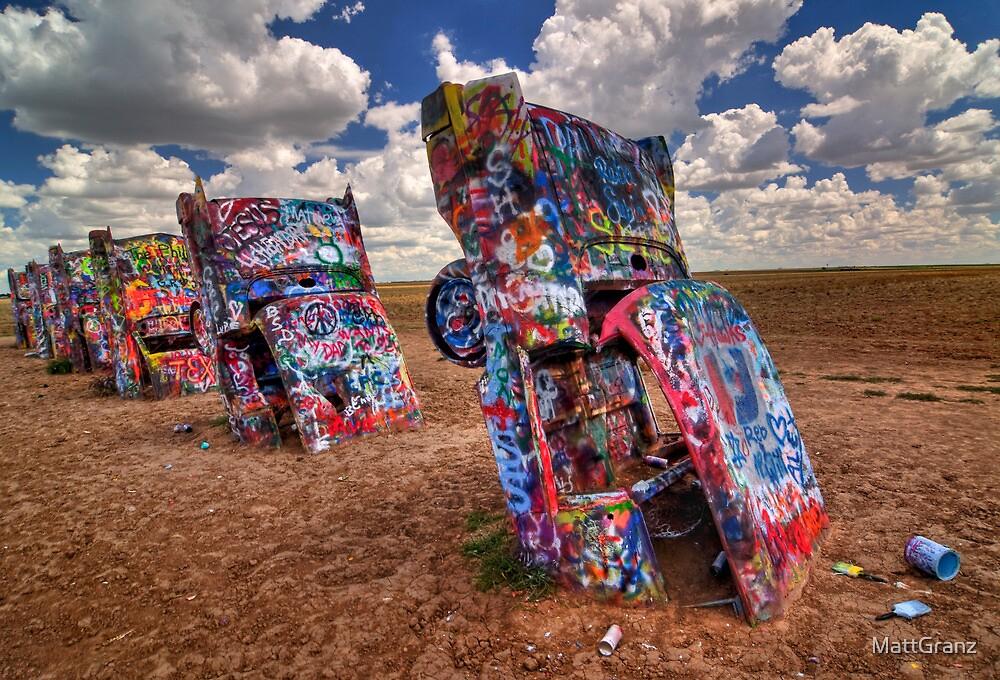 The Cadillac Ranch by MattGranz