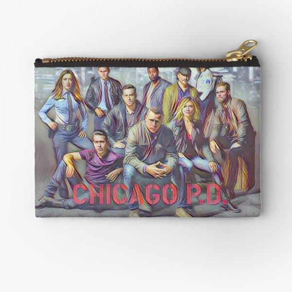 Chicago PD Zipper Pouch