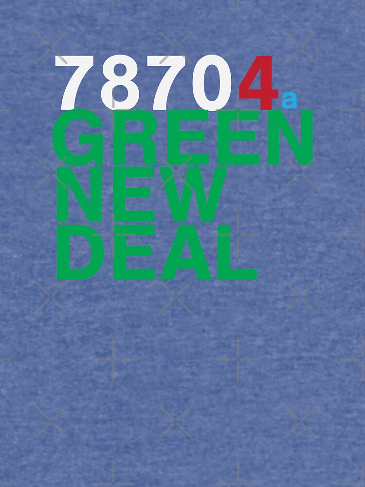 Austin 78704 for a Green New Deal by willpate