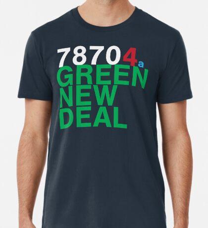 Austin 78704 for a Green New Deal Premium T-Shirt