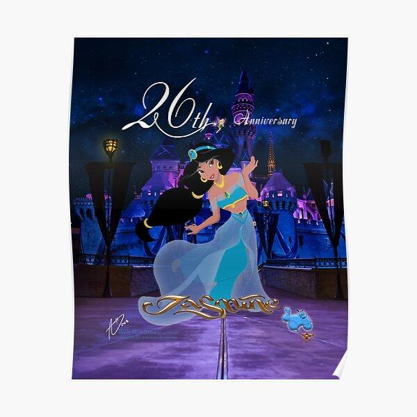 Princess Birthday Poster