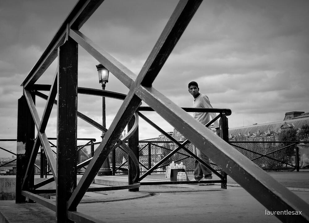 Pont des arts by laurentlesax