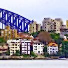 Kirribilli and the Arch by Neil Ross