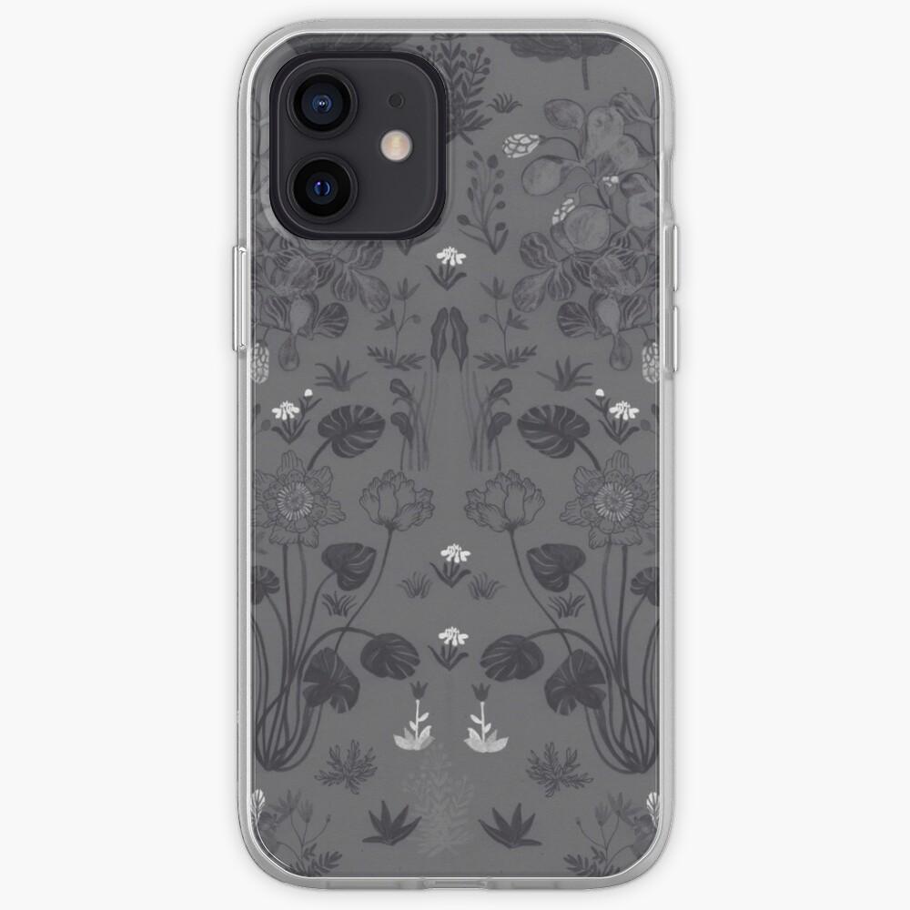 Night garden iPhone Case & Cover