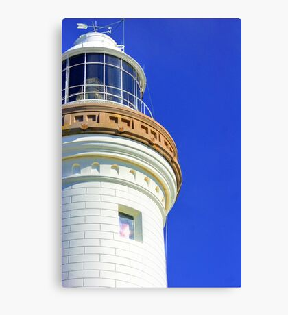 Norah Head in Daylight - HDR Canvas Print