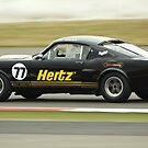 Hertz Rent-a-Racer by Willie Jackson