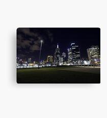 Melbourne, Victoria (City) Canvas Print