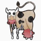 Zombie Cow by erdavid