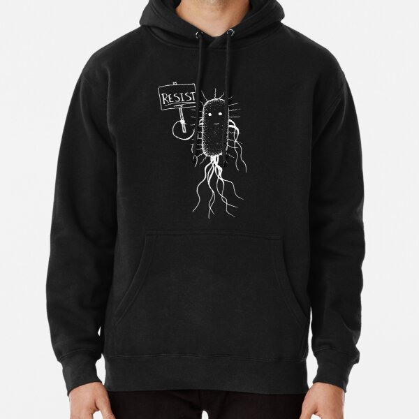 Microbial Resistance T-shirt Pullover Hoodie