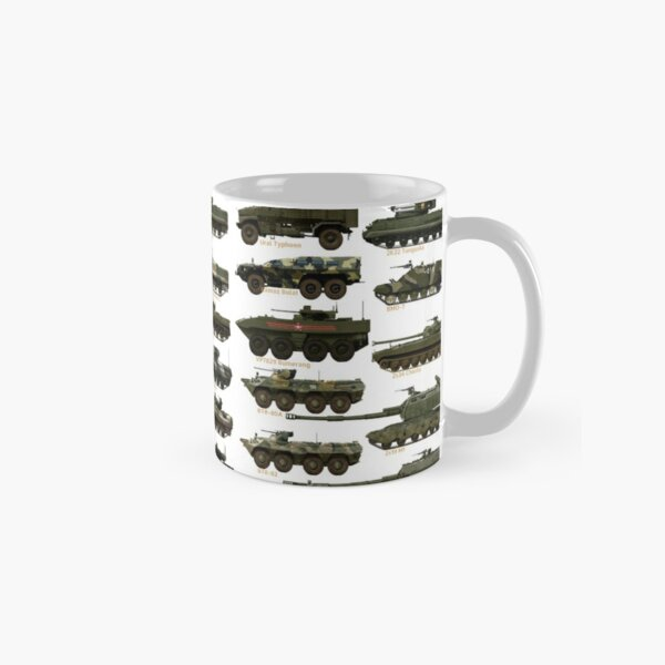 Russian AFVs Classic Mug