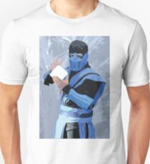 Sub Zero Cutout T-Shirt