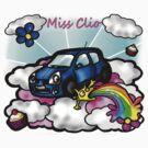 Miss Clio by AxelAlloy
