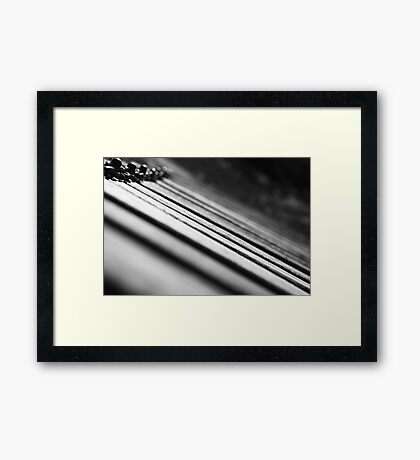where are we going...... Framed Print