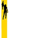 Becky Lynch Kill Bill The Man design by DroidsCanada