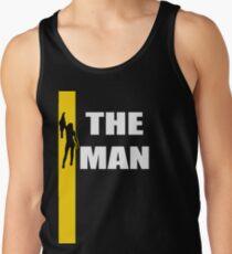Becky Lynch Kill Bill The Man design Tank Top