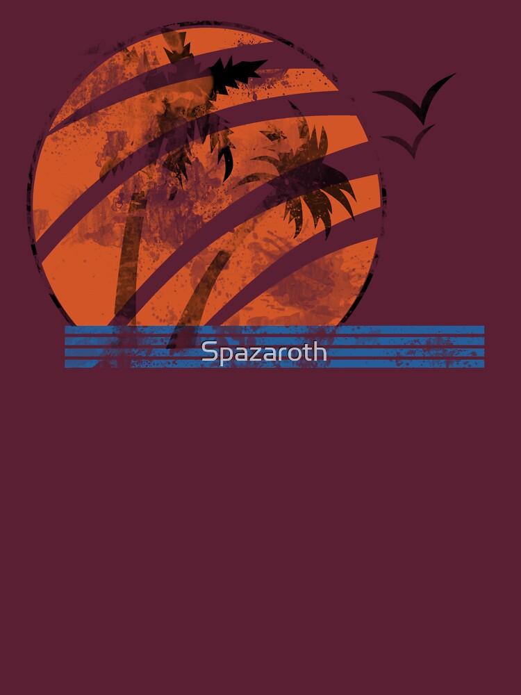 Scarred Sunset | Unisex T-Shirt