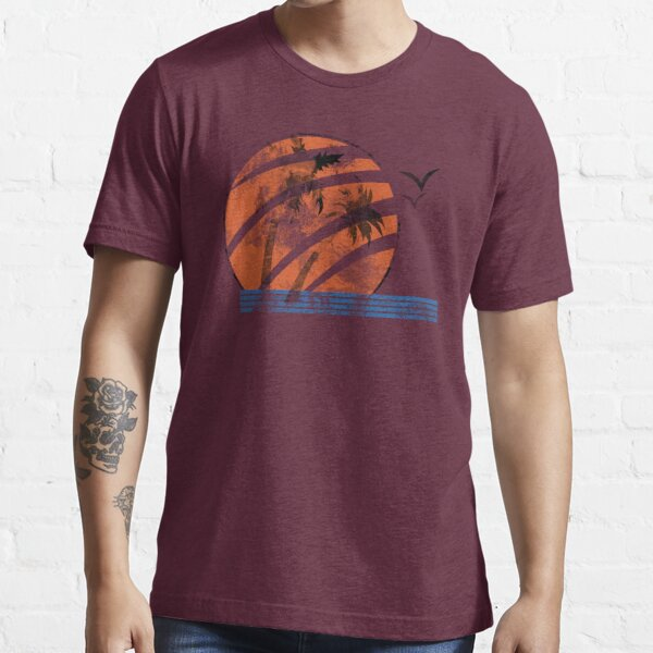 Scarred Sunset Essential T-Shirt