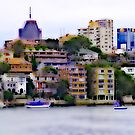 Kirribilli and North Sydney by Neil Ross