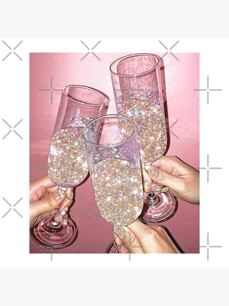 Sparkly Champagne by haleyerin