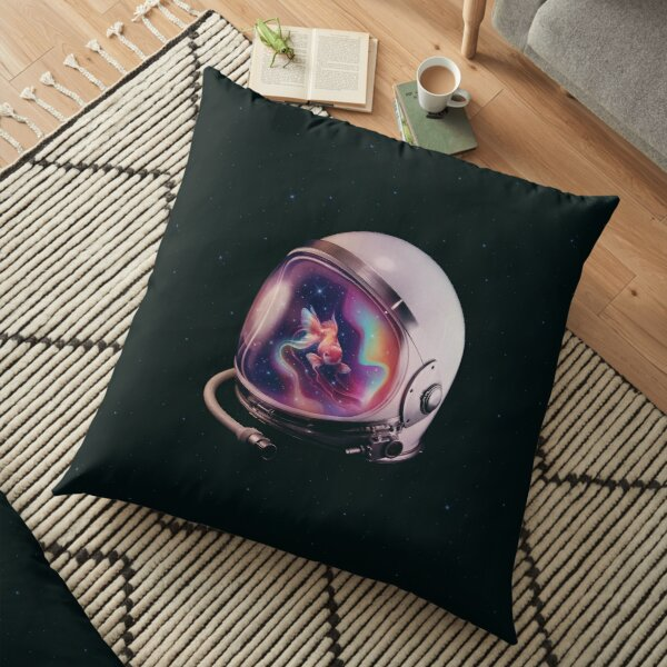 Celestial Glow Floor Pillow