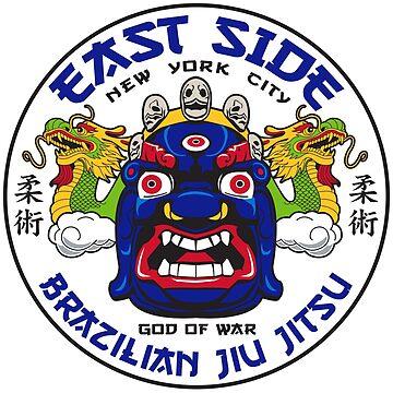 ESBJJ East Side Brazilian Jiu Jitsu by seizethejay
