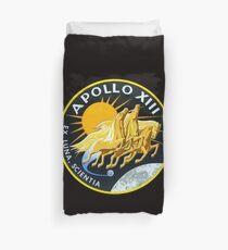 """(Chest Patch) Apollo 13 Mission Patch - """"Houston, wir hatten ein Problem"""" Bettbezug"""