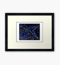Sperm Framed Print