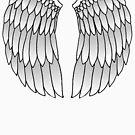 «Alas de angel» de julieerindesign