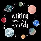 Writing New Worlds by whimsystation