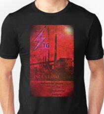 Pochendes Knurren Slim Fit T-Shirt