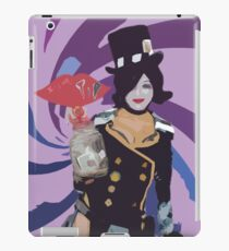 Moxxi Cutout Design iPad Case/Skin
